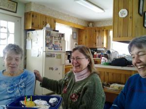 Birthday Girls--March 2, 2013