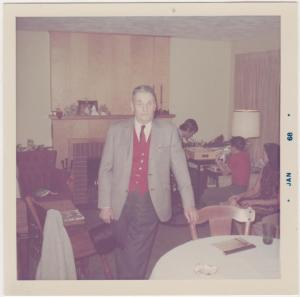 Grandpa Mapes--Thanksgiving