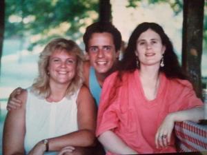Jill, Scott, and Kathy