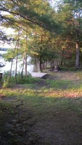 Bob's Lake July 2015