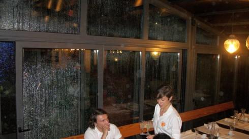 Rainstorm in della zuche