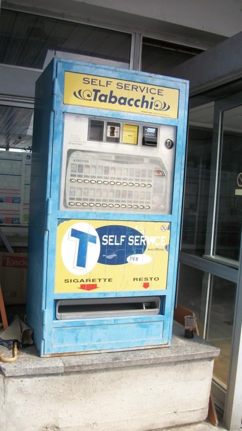 Tobacco Vending