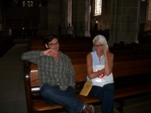 coleman-and-rhonda-in-cathedral