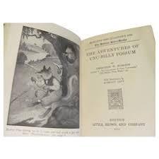 The burgess animal book